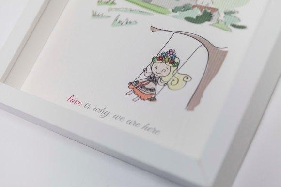 Ilustraciones para regalar